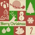 Christmas symbols - PhotoDune Item for Sale
