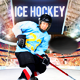 Ice Hockey & Football Championship Flyer Template - GraphicRiver Item for Sale