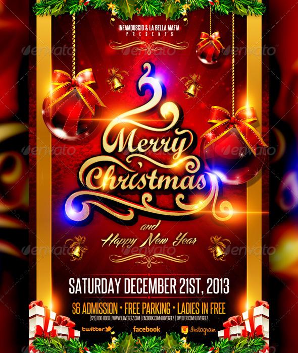 GraphicRiver Merry Christmas 6185429
