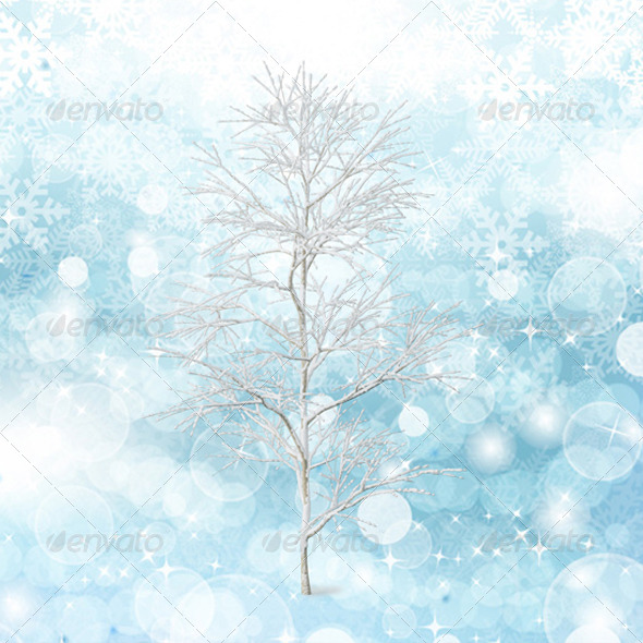 GraphicRiver Tree X-Mas 6152011