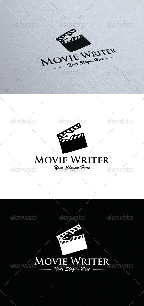GraphicRiver Movie Writer 6184941