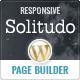 Solitudo : Страница Builder и 30 настраиваемых элементов - Бизнес Корпоративный