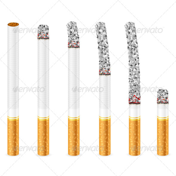 GraphicRiver Cigarette 6188561