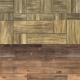 4 Worn Parquet Textures - GraphicRiver Item for Sale