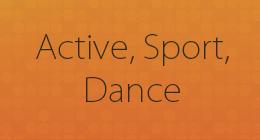 Active, Sport, Dance