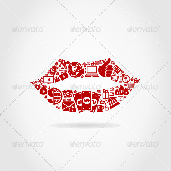 GraphicRiver Business Lips 6188777