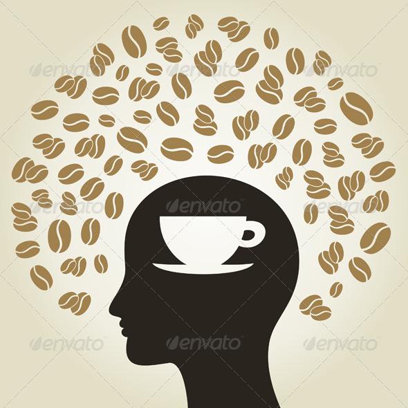 GraphicRiver Coffee a Head 6189268