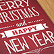 Christmas Greeting Postcard - GraphicRiver Item for Sale