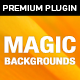 WordPress Magic Backgrounds