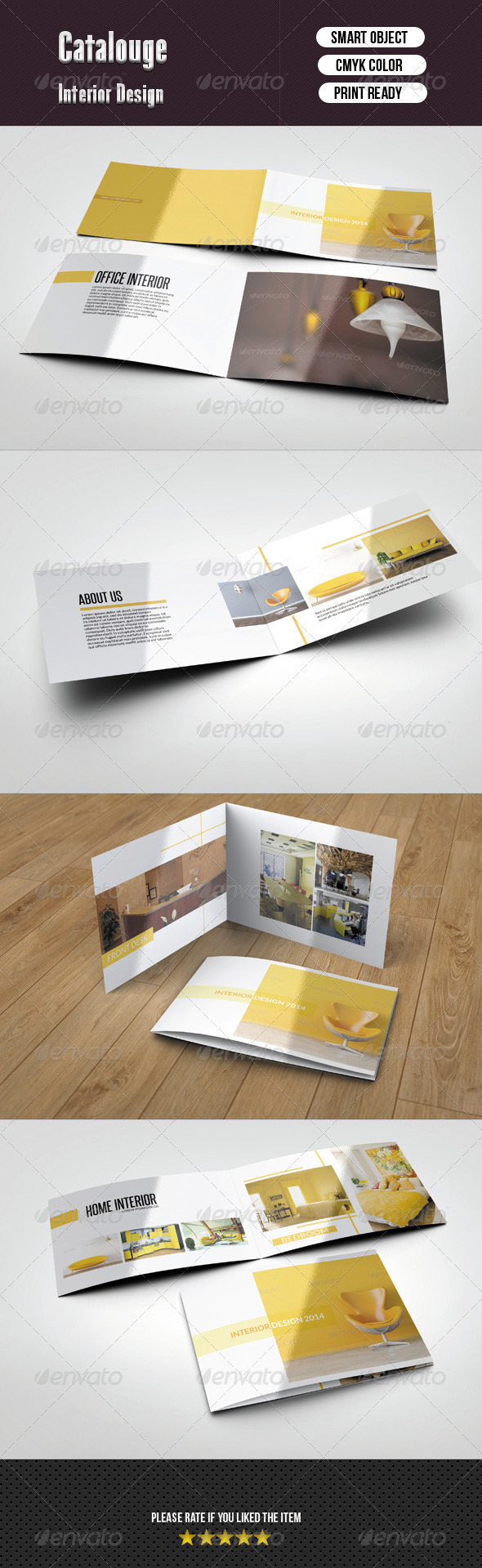 GraphicRiver Interior Catalog 6189985