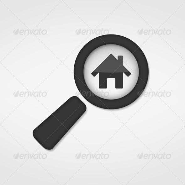 GraphicRiver Search House 6190143