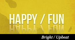 Bright / Upbeat