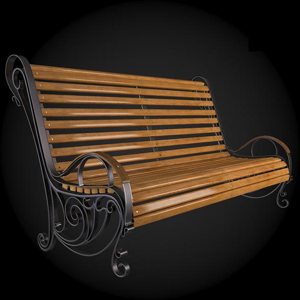 3DOcean Bench 003 6190225
