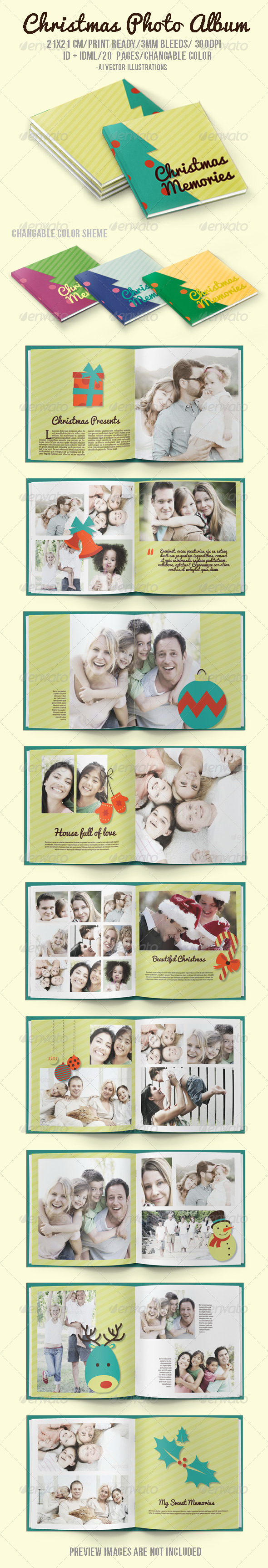 GraphicRiver Christmas Memories 6190226