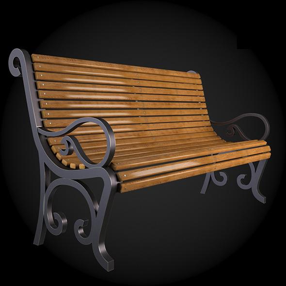 3DOcean Bench 004 6190235
