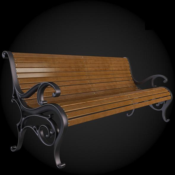 3DOcean Bench 005 6190237