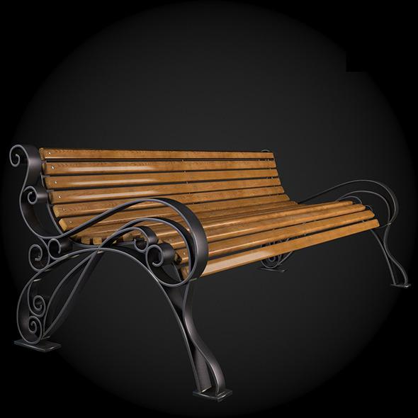 3DOcean Bench 006 6190242