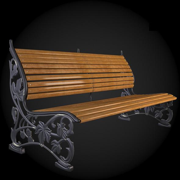 3DOcean Bench 009 6190302