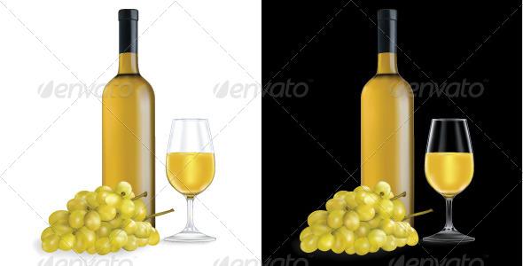 GraphicRiver Wine 6190354