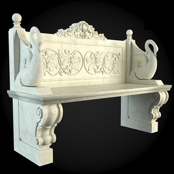 3DOcean Bench 018 6190613