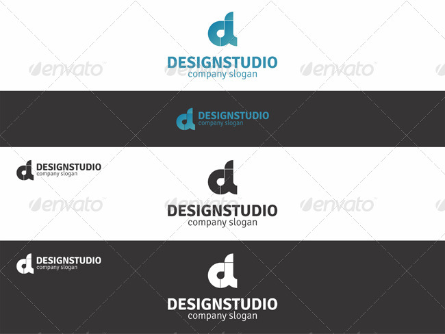 Design Studio D Logo