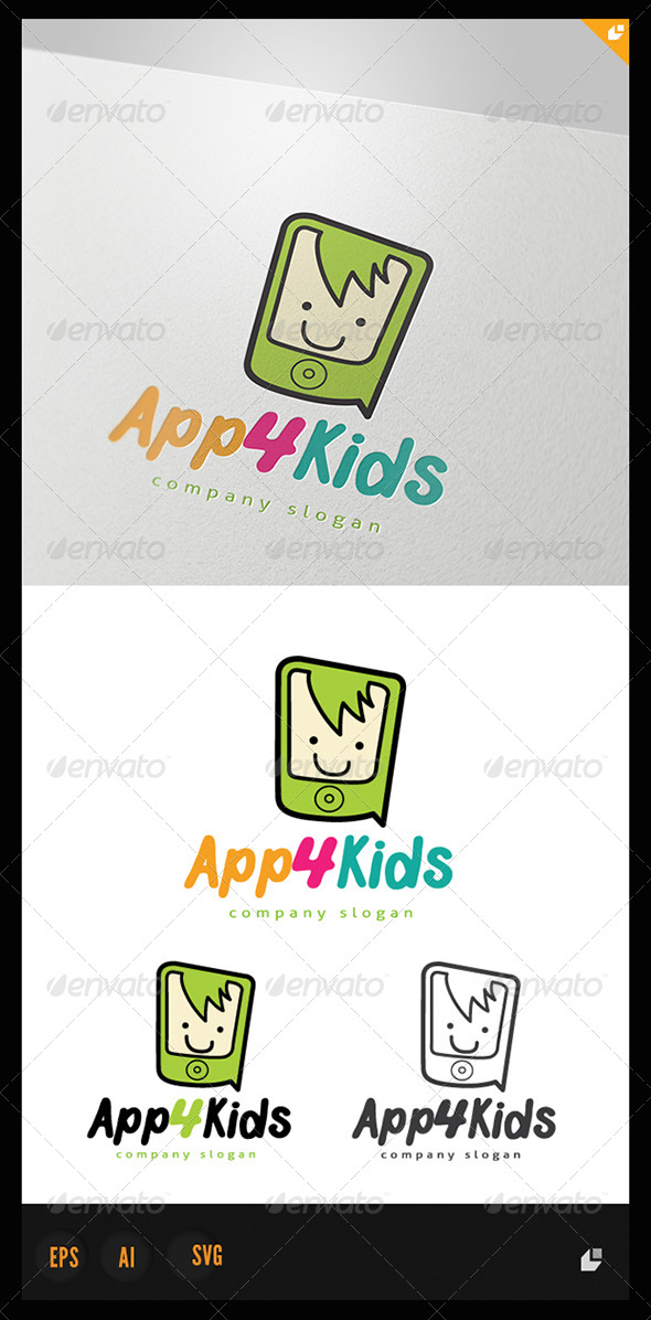 GraphicRiver App for Kids 6190777