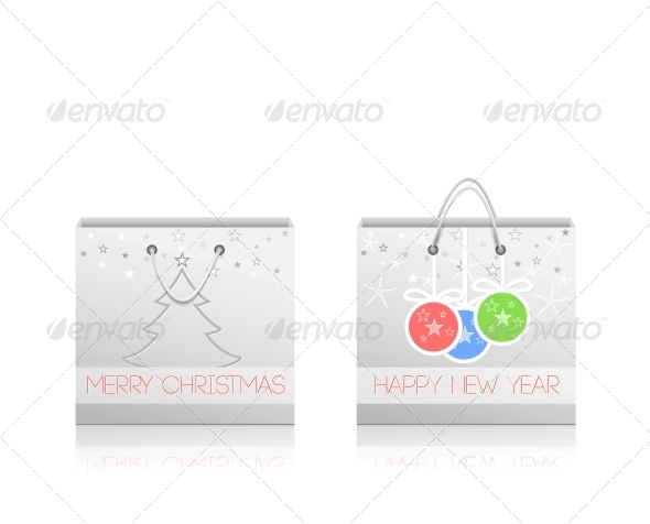 GraphicRiver Paper Shopping Bags 6191567