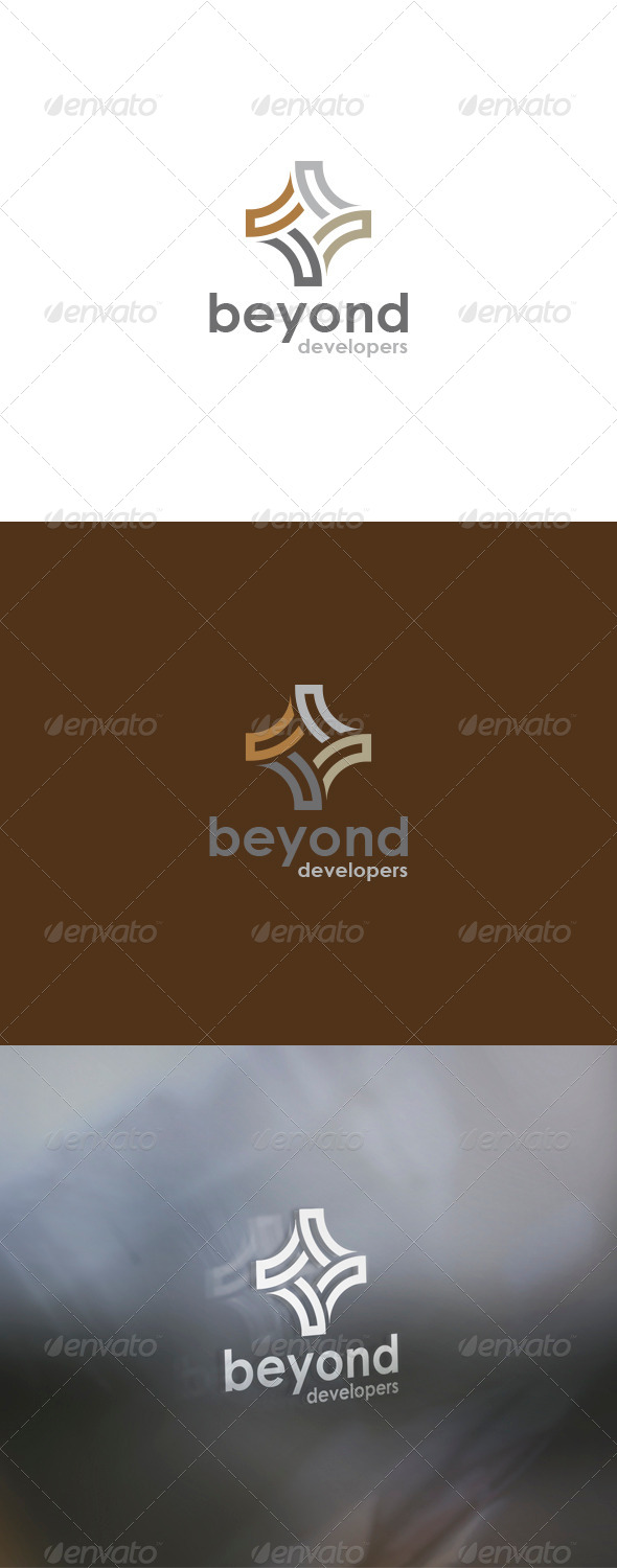GraphicRiver Beyond Logo 6191792