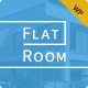 FlatRoom — Responsive Real Estate WordPress Theme - ThemeForest Item for Sale