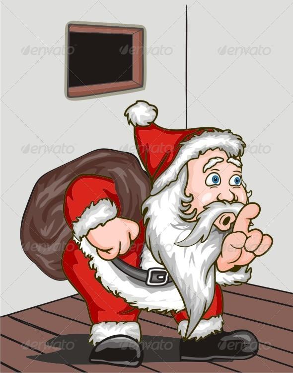 GraphicRiver Santa Claus 6192288