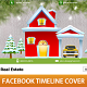 Christmas Timeline Cover for Real Estate