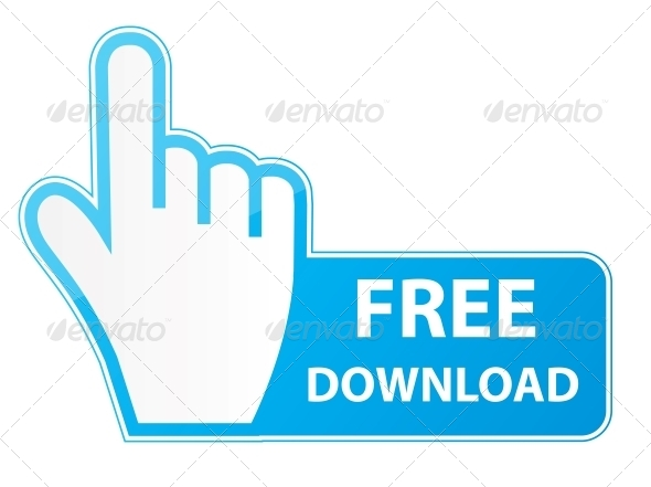 GraphicRiver Mouse Hand Cursor on Free Download Button 6192971