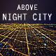 Above Night City - VideoHive Item for Sale