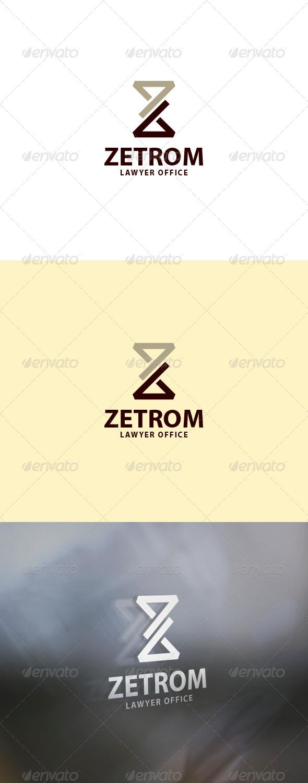 GraphicRiver Zetrom Logo 6193149