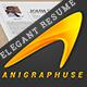 Elegant Simplicity Resume - GraphicRiver Item for Sale
