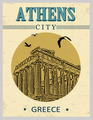 Parthenon poster - PhotoDune Item for Sale