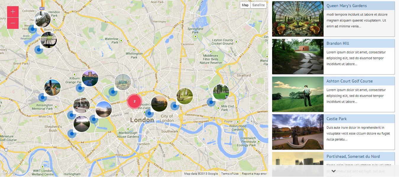Progress Map WordPress Plugin by codespacing | CodeCanyon