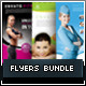 Multipurpose Flyers Pack - GraphicRiver Item for Sale