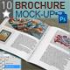 Brochure Pack Mock Up - GraphicRiver Item for Sale