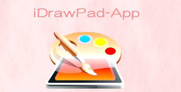 CodeCanyon iOS iDrawPad-App 4939842