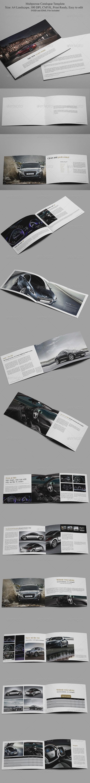 GraphicRiver Multipurpose Catalogue Template 6193821