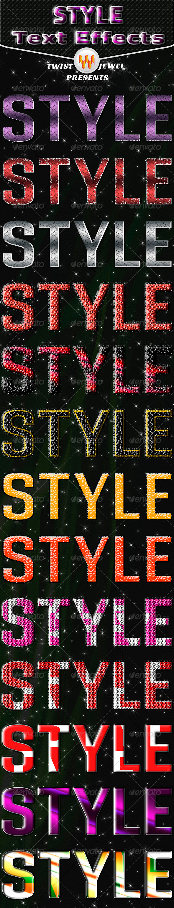 GraphicRiver Style Text Effects 6193895