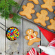 Homemade Gingerbread Men - PhotoDune Item for Sale