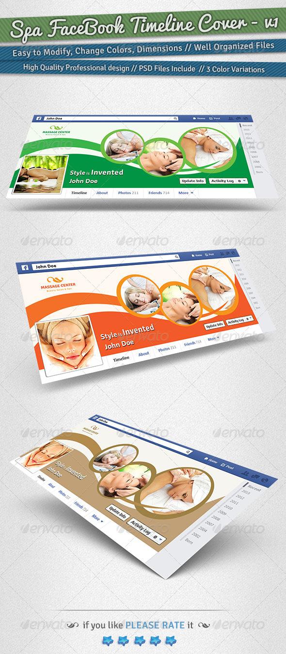 GraphicRiver Spa Facebook Timeline Cover Volume 1 6194609