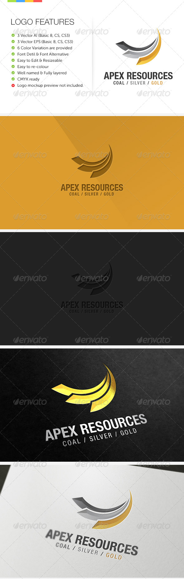 GraphicRiver Apex Mining Exploration 6194655