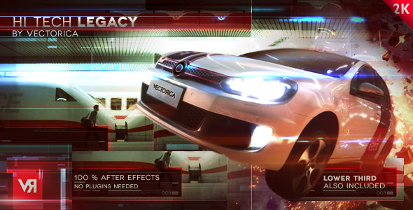 Videohive High Tech Legacy 6194825