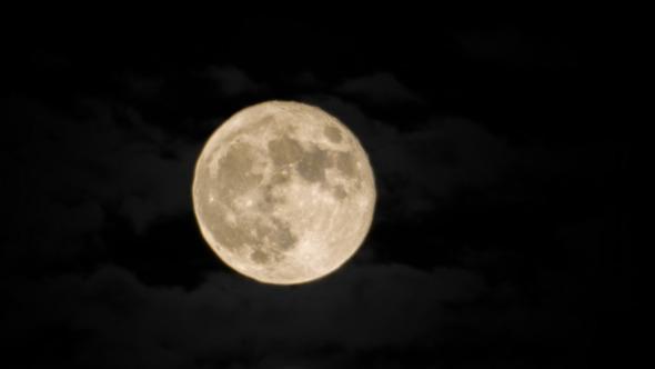 Full Moon Haze