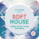 Soft House Flyer - GraphicRiver Item for Sale
