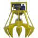 Crane Claw Rigged