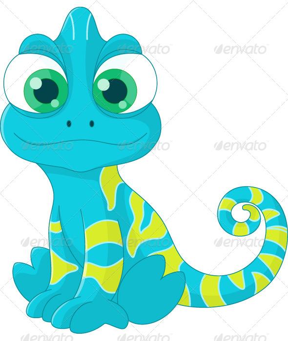 GraphicRiver Chameleon 6197618